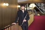 Andrea Scaffardi nuovo primo clarinetto dell'Orchestra Sinfonica di Malmo (Svezia)