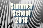 Apertura iscrizioni Summer School 2018