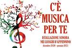 C'è musica per te, un concerto diffuso a Castelnovo ne