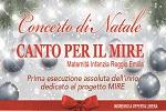 Concerto di Natale per il Mire nella chiesa di San Pietro