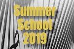 Al via l'edizione 2019 della Summer School